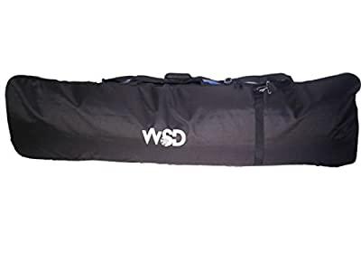 WSD Fully Padded Double ski Bag 2017 model 165cm long New