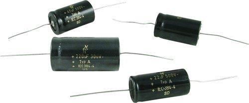 F&T Electrolytic Guitar Amp Capacitor, 47uF - 500V
