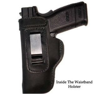 S&W M&P Shield Left Hand Pro Carry LT Gun Holster