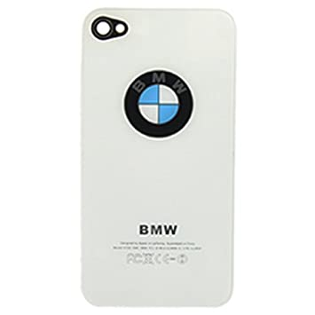 BMW Designer Logo Glass Back Covers for iPhone 4S  Amazon.co.uk ... 098925ec7