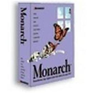 Single User Cd - Upgrade Monarch Std V7.0 To Pro V8.0 Single User CD