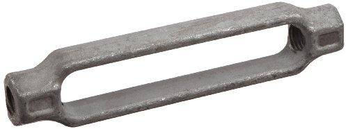 nized Steel Turnbuckle Body Only, 3/4