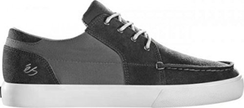 ES Footwear Skateboard Schuhe Holbrook Lo Dark Grey / Light Grey