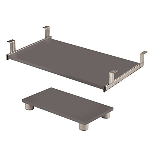 Connexion Keyboard Shelf w CPU Platform (Office Bestar Furniture)