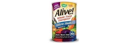Nature's Way Alive Ultra-Shake Pea Protein Vanilla -- 34 oz by Nature's Way