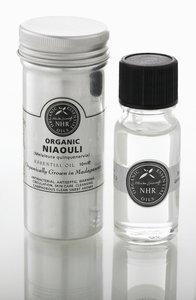 Organic Niaouli Essential Oil (Melaleuca quinquinervia) (50 litres (£51.85/litre)) by NHR Organic Oils