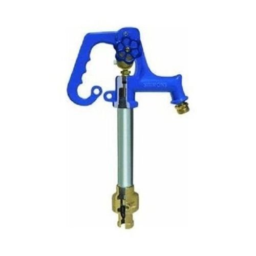 New Simmons 805lf Lead Free 89'' Yard Frost Proof Water Hydrant New Usa Made by Simmons