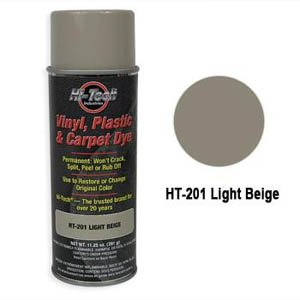 - Detail King Hi-Tech Light Beige Vinyl Plastic & Carpet Aerosol Dye