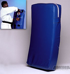 ProForce Curved Body Shield Blue -