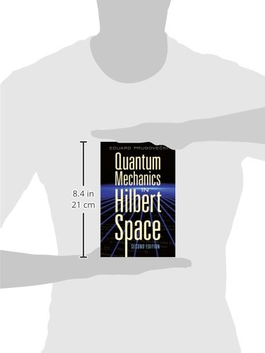 Quantum mechanics in hilbert space second edition dover books on quantum mechanics in hilbert space second edition dover books on physics eduard prugovecki physics 9780486453279 amazon books fandeluxe Gallery