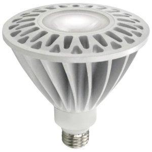 TCP LED17E26P3850KNFL LED Light Bulb 17-watt PAR38 Narrow Floodlight, 5000-Kelvin