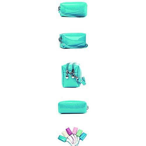 la Maquillaje de cosmética Capacidad cosmético Bolsa del Bolso cosmético de de la Bolsa Almacenamiento PU del de del Gran Bolso portátil Gahat Maquillaje Bolso Recorrido Uxt1nAX