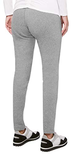 nge Pants (Heathered Medium Grey, 10) ()