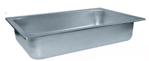 Dripless Water Pan - Winco C-WPF 4-Inch Dripless Water Pan, Full