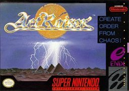 Actraiser, Super Famicom (Super NES Japanese Import)