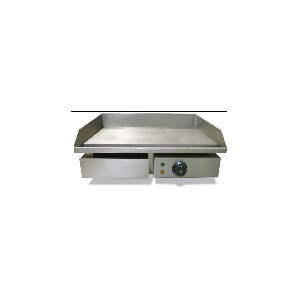 FMA Omcan Food Machinery (EG818) Commercial Electric Griddle