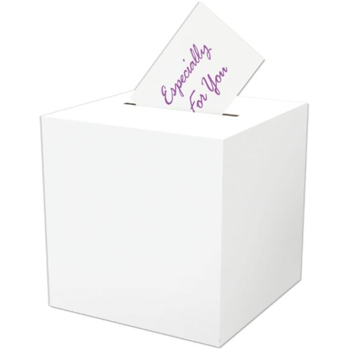 Beistle 50359 All Purpose Receiving Box 12 Inch