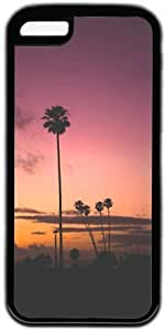 LJF phone case Palm Tree Theme iphone 4/4s Case