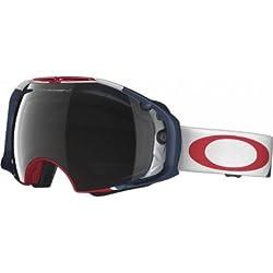 Oakley Airbrake Sunglasses, White, Rose