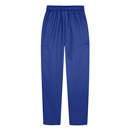 Sivvan Women's Scrubs Drawstring Cargo Pants (Available in 15 Colors)