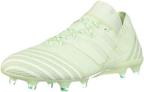 adidas Mens Nemeziz 17.1 Firm Ground Soccer Cleats – Green – Size 11.5 D