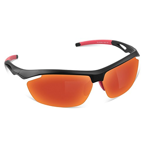 ilikable Polarized Sunglasses 100% UV Protection Men Women Sports Sunglasses for Driving Fishing Cycling Running - - Definition Of Polarize