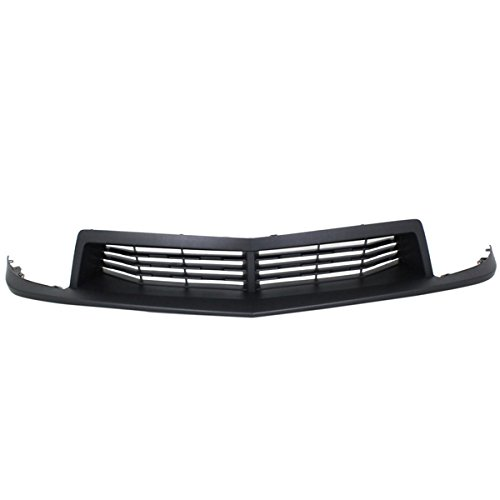 Aftermarket Camaro Body (GM1036141 104-02218 New 2010-2013 CHEVROLET CAMARO FRONT BUMPER GRILLE)