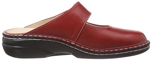 Finn Clogs Women's Red Comfort Red Stanford 0Aqwvr0