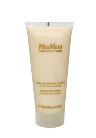 Max Mara by Max Mara for Women. Firming Body Cream With Cotton Extract 3.5 Oz / 100 - Max Sale Mara