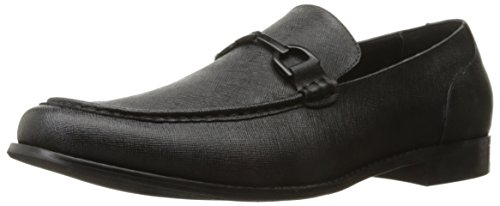 REACTION Men's Slip Kenneth on Cole Black Lead on Loafer U5xxwZqHO