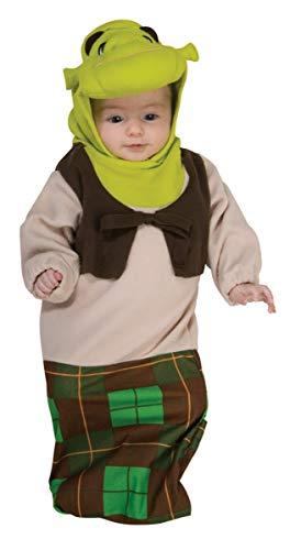 Halloween Resource Center, Inc. Shrek Bunting Costume - Newborn]()