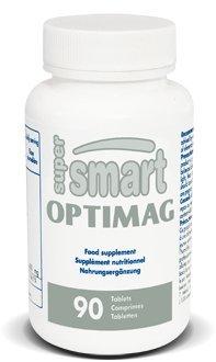 Supersmart MrSmart - Minerales - Optimag - Potente mezcla de magnesio. Ocho formas diferentes de