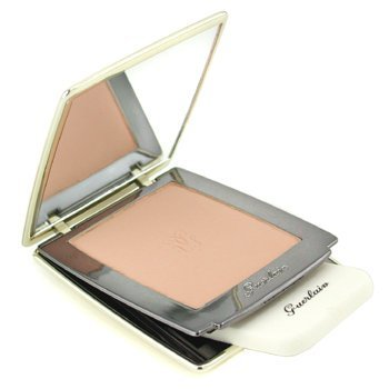 Guerlain Parure Compact Foundation with Crystal Pearls, SPF20 Refill, # 14 Rose Intense, 0.31 Ounce