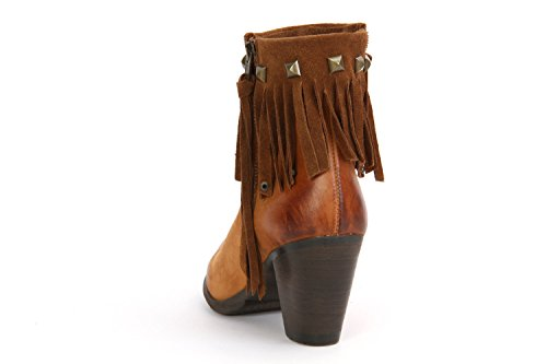 Tamaris 1-1-25719-35-455 - Botas de Piel para mujer marrón marrón 38 marrón