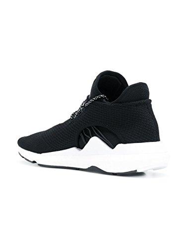 adidas Y-3 Yohji Yamamoto Sneakers Uomo AC7196 Tessuto Nero