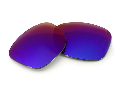 FUSE+ Lenses for Electric Watts Cosmic Mirror Polarized - Watts Sunglasses Electric