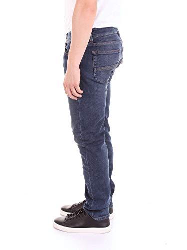 Blu 6250jfive Uomo Barba Jeans Denim ZqYZOT