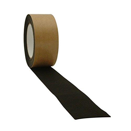 J.V. Converting FELT-06/BLK25 JVCC FELT-06 Polyester Felt Tape: 2
