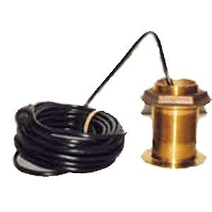 Furuno 520-Bld Bronze Thru-Hull, Low Profile, Transducer, 600w (10-Pin) ()