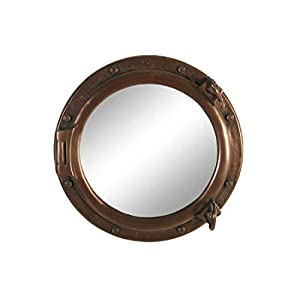 31r7Ux4J%2BML._SS300_ 100+ Porthole Themed Mirrors For Nautical Homes For 2020