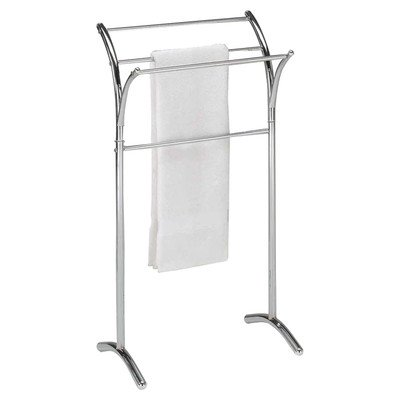 Amazoncom Free Standing Towel Stand Home Kitchen