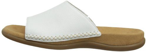 weiss Bianco Sandali 6370521 Shoes Gabor 21 Donna 705 47SXHX8
