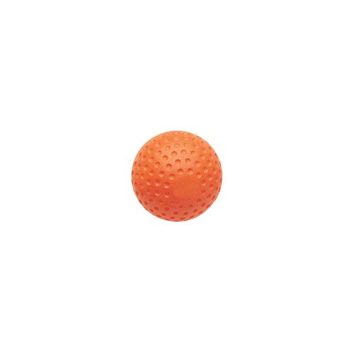 Soft Orange Dimpled - 12'' Softball, - Warehouse Softball