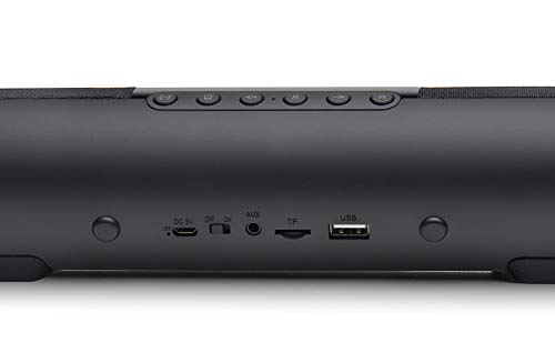 xingganglengyin Sound Blaster Bluetooth Speaker Wireless Portable Subwoofer Surround Sound Stereo Double Alarm Clock Subwoofer by xingganglengyin (Image #4)