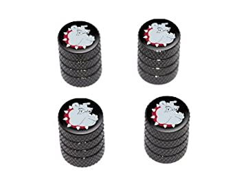 Amazon.com: Rollins & Sons Bulldog Perro – Tire Válvula de ...
