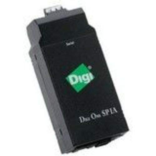 One Sp Ia - Device Server - En, Fast En, RS-232, RS-422, RS-485 by Digi