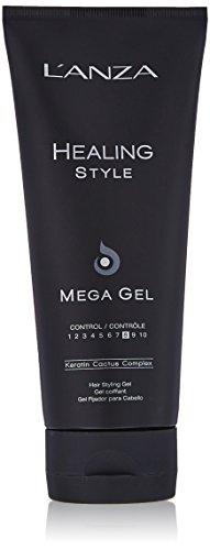 - L'ANZA Healing Style Mega Gel, 6.8 oz.
