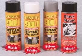 Rescue 911 Instant Roof Patch And Leak Sealer Clear