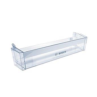 Bosch bandeja de refrigeración nevera estante de la puerta. Número de pieza genuina 00704751