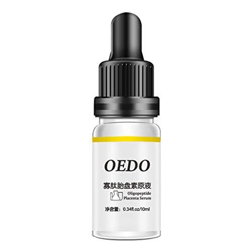 Oligopeptide Remove Acne Arbutin Serum Essence Brightening Essence Liquid,Pausseo Shrink Pores Face Vitamin Serum Hyaluronic Acid Liquid Moisturizing Whitening Essential Oils (10 mL / .34 fl oz)